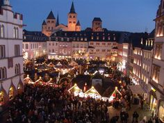 Trier Weihnachts Markt in mid-celebration - Best Christmas Markets Around the World