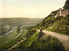 devon, england | devon torrington castle hill devon torrington rail station and rothern ...