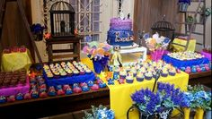Coraline - Party theme