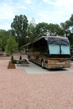 Garden of the Gods RV Resort in Colorado Springs, Colorado... Such a great camping destination! Far from your typical RV resort, park or campground, they are recreating outdoor recreation & relaxation. Great facilities & services... great reviews too!