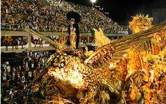 El maravilloso Carnaval de Rio de Janeiro