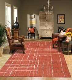 Created for the minimalist with an eye for good taste and knack for spotting high quality design arrives the Chatham, a fresh debut from our Berkshire Collection. Coral Rug, Plush Area Rugs, Mohawk Home, Live Coral, Geometric Designs, Geometric Lines, Modern Area Rugs, Color Of The Year, Pantone Color