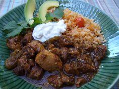 Spicy Green Chile Verde Pork Recipe - Food.com