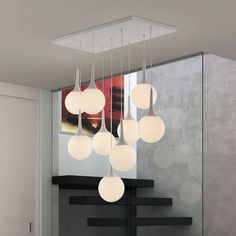 Order Zuo Modern Epsilon Ceiling Lamp White / Indoor / Semi-flush mount / delivered right to your door. Luxury Chandelier, Pendant Chandelier, Pendant Lighting, Modern Chandelier, Ceiling Pendant, Chandeliers, White Ceiling, Ceiling Lamp, Ceiling Lights