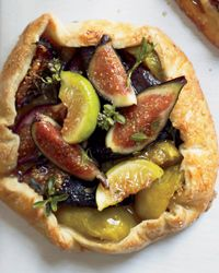 Moscato d'Asti: Loves fruit desserts    Moderately sweet sparkling wines such as Moscato d'Asti, demi-sec Champagne and Asti Spumante help emphasize the fruit in the dessert, rather than the sugar. Try it with these Honeyed Fig Crostatas
