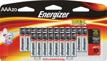 Providing trustworthy, disposable power and innovation, the Energizer MAX AAA Batteries are now longer lasting. Perfect to use in digital gadgets, they hold power for up to 10 years in storage, so you have power when you need it the most. Clever Packaging, Cleaning Wood, Alkaline Battery, Laser Printer, Flashlight, Digital Camera, Cool Things To Buy, Electronic Devices, Packing