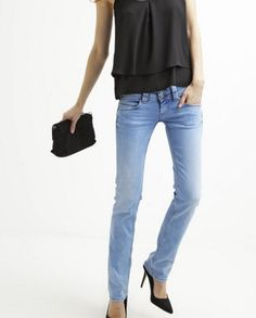 Pepe jeans palazzo hose