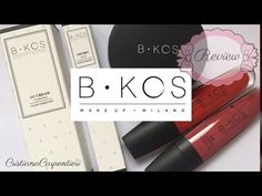 BKOS | Make-Up bio e Made In Italy | review