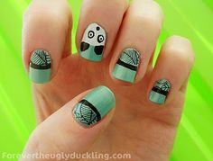 #Nails / Panda