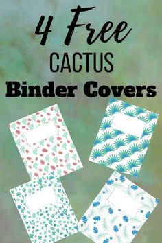 You can use these for back to school, budget binder, recipe binder, meal planning binder, or life management binder! Printable Binder Covers Free, Binder Cover Templates, Printable Planner, Planner Stickers, Free Printables, Printable Calendars, Meal Planning Binder, Budget Binder, College Planner