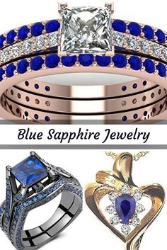 There are so many awesome pieces of womens jewelry to pick from.  Blue sapphire jewelry is one of my favorites as its timeless, elegant not to mention trendy.  I really love some of the silver and sapphire necklaces and rings.  Overall I am the most impressed with rose gold blue sapphire jewelry as its unique and makes a great gift.