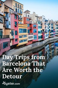 Whether Roman ruins, vineyards, architecture, or beaches pique your interest, there's something in every direction from Barcelona. Here, four must-take day trips, each offering a little something different.