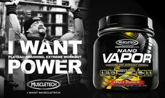 NANO VAPOR is formulated with clinically dosed key ingredients suggested in research to build muscle, support strength, promote key markers of nitric oxide production, and support long-lasting focus.* This fast-acting nitric oxide pre-workout formula also ignites an explosive energy rush in the gym.* Think of it as your all-in-one pre-workout formula that will help you smash through your physique and training plateaus.