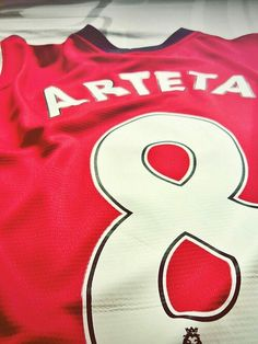 Arteta Mikel Arteta, Arsenal Fc, Sports, Tops, Fashion, Hs Sports, Moda, Fashion Styles, Arsenal F.c.