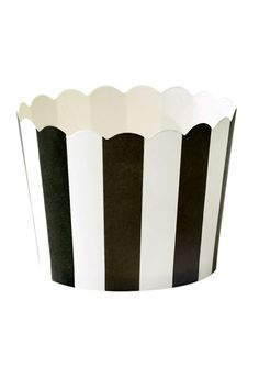 Stripe 24 darabos papír sütőforma készlet - Miss Étoile  c4c50534608c1