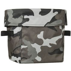 I love that the Mini Utility Bin comes in Camo for boys!