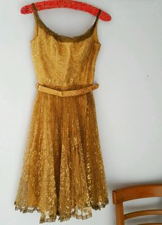Vintage dress liberty of London by Susan Small