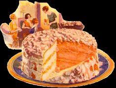 Vintage Banana Nut Layer Cake Perfect For Any Holiday Celebration