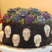 day of the dead wedding ideas | How to Host a Day of the Dead Party | Craftster Blog