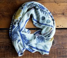 Margaret Scarf by leahduncan on Etsy