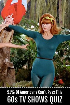 Old Hollywood Stars, Vintage Hollywood, Mary Ann And Ginger, Ginger Grant, 60s Tv Shows, Kelly Lebrock, Tina Louise, Long Sleeve Leotard, Pinup Girl Clothing