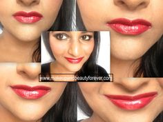 Shiseido Lacquer Rouge Liquid Lipstick Drama RD 501 Review, Swatches, Price and FOTD | http://www.makeupandbeautyforever.com/shiseido-lacquer-rouge-liquid-lipstick-drama-rd-501-review-swatches-price-and-fotd/