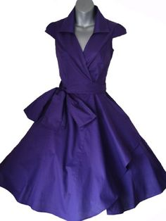 Look For The Stars Women's 50's Style Rockabilly Dress Purple 20 look for the stars,http://www.amazon.com/dp/B00EZ6YL46/ref=cm_sw_r_pi_dp_Qkv.sb152EVFAYP1
