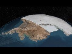 NASA | The Bedrock Beneath - In this video   Antarctic ice is stripped away to reveal a new, and much more detailed map of the bedrock below. This map, called Bedmap2, was compiled by the British Antarctic Survey and incorporates millions of new measurements, including substantial data sets from NASA's ICESat satellite and an airborne mission called Operation IceBridge. #Antarctica #Bedmap2