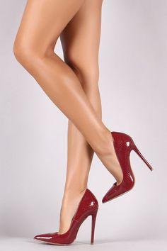 25 High Heels That Always Look Great - Hot Heels - Zapatos