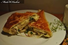 Vegetarian Recipes, Cooking Recipes, Polish Recipes, Polish Food, Lasagna, Nom Nom, Delish, Food And Drink, Veggies