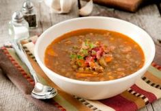 Perfect for the fall and upcoming holidays! From the Silver Palate   Lentils with Carrots and Feta Cheese