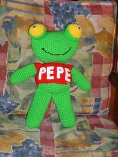Mi primer sapo Pepe!!