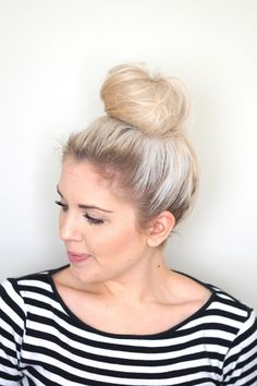 6 Topknots To Inspire Your Inner Tinker Bell