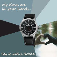 #SWIZA #Watch #menwatch #men #fashion #trend #gmtwatch #gmt #aviator