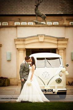Classic VW Campervan!