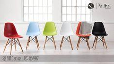 Promoción sillas DSW. A tan solo $999 IVA incluido, cada una en la compra de 10 piezas o más del mismo color. Colores: Blanco, Negro, Rojo, Azul Cielo, Aqua, Fucsia, Gris, Morado, Amarillo, Verde, Café o Naranja. *Promoción válida hasta agotar existencias. #NativaInteriorismo #MueblesDeDiseño #SillaEamesDSW #SillaEames #CharlesEames #Mexico #CDMX #RomaSur #LaRoma #TiendaDeMuebles #Muebles #Furniture #Diseño #Design #Decoracion #Decoration#Arte #Art #Interior #Interiores #Casa #HomeDecor…