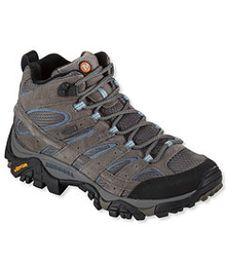 382f8379 #LLBean: Women's Merrell Moab 2 Waterproof Hiking Boots Hiking Supplies,  Best Hiking Boots