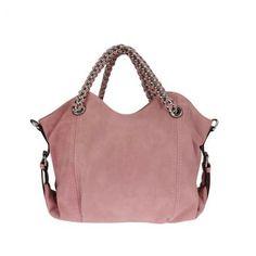 Entzückende Henkeltasche in 5 schicken Farben #rosa #rose #handlebag #fashion #jepo