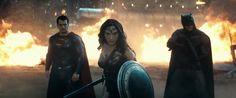 Batman v Superman: Dawn of Justice. The Trinity.