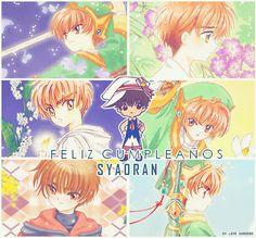 Feliz Cumpleaños Syaoran!