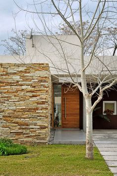 Modern Exterior Photos Front Door Design, Pictures, Remodel, Decor and Ideas - page 2