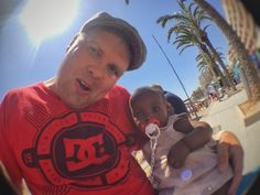 Savo Senegal same difference. Babysitting a 5 month old little princess of Senegal in Torrevieja