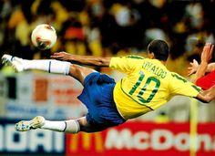 Rivaldo @Brasil #9ine