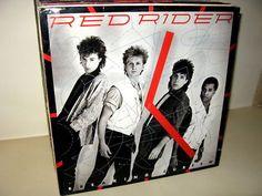 Red Rider - Breaking Curfew USA MINT