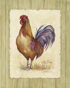 free images to sew hens or roosters | Rooster Art Prints Chicken Posters Hen Kitchen Decor | eBay
