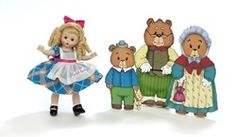 Alexander Doll Goldilocks $99.99