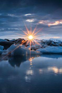 """our-amazing-world: """" The Eye of the Glaci Amazing World beautiful amazing """""""