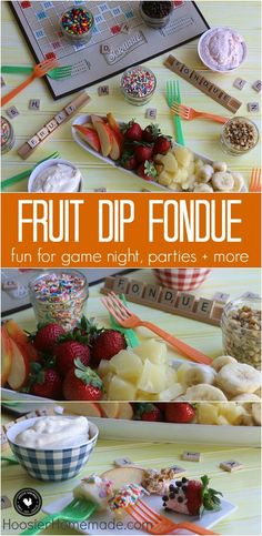 Create this fun Frui