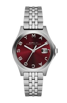 MARC BY MARC JACOBS 'The Slim' Bracelet Watch, 30mm available at #Nordstrom
