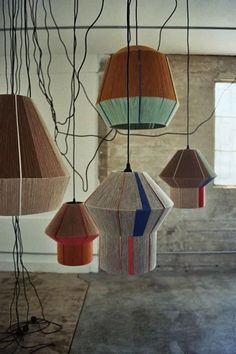 Ana Kras is an artist with a creative work on lighting design that amaze! Enjoy this Friday's Deco post!